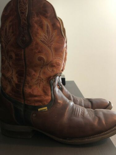cowboy boots Wrangler Cowboy Boots Leather Good Co