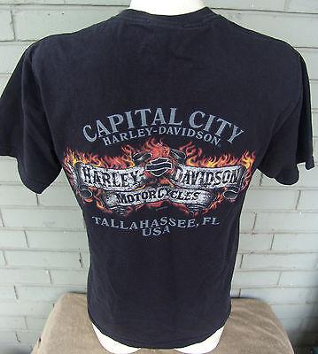 Harley Davidson Brotherhood Army Green Shirt Nwt Men/'s XL