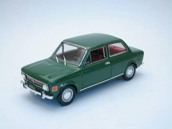 Fiat 128 2-Doors 1969 Green 1 43 Model RIO4161 RIO