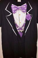 Baltimore Ravens Tuxedo T Shirt
