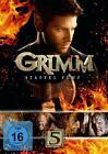 Grimm - Staffel 5  [5 DVDs] (2017)