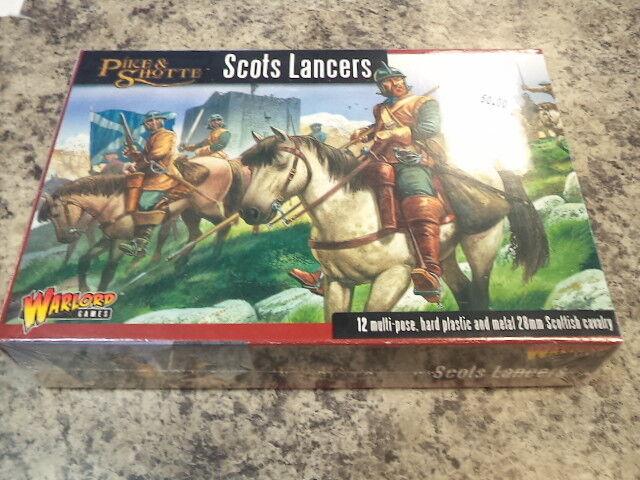Schottisch Lancier Spieß und Shotte Set Krieg Modelle Modelle Modelle Warlord Games Neu & 7932c2