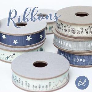 15mm Personalised Satin Ribbon Weddings Christmas Birthdays,christening Gift 3m