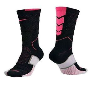 newest f8c4a fc9a2 Details about Nike Match Fit Elite Mercurial Crew Soccer Training Gym Socks