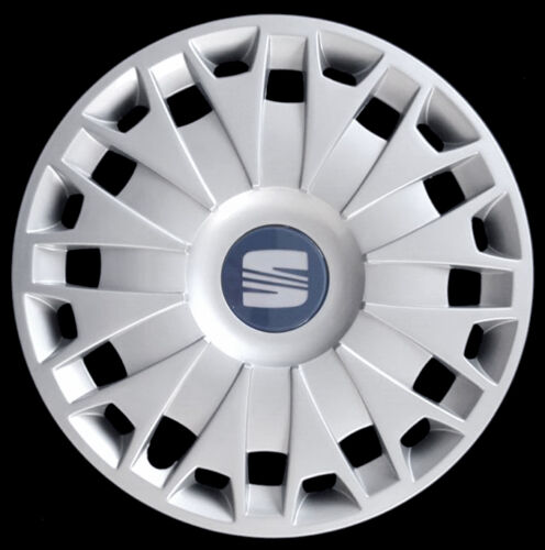 """6204//5 Seat Ibiza 07//2008-02//2012 Copricerchio singolo coppa ruota 15/"""" cod"""