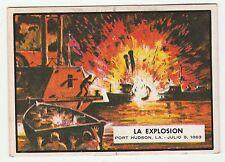 Topps A&BC Civil War News Gum Card Spain Spanish language printing #49