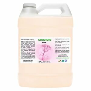 NATURAL-BULGARIAN-ROSE-WATER-HYDROSOL-128-OZ-1-GALLON-STEAM-DISTILLED-FACE