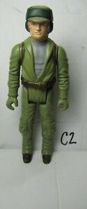 Vintage Loose 1983 Star Wars: Return Of The Jedi Rebel Commando Figure