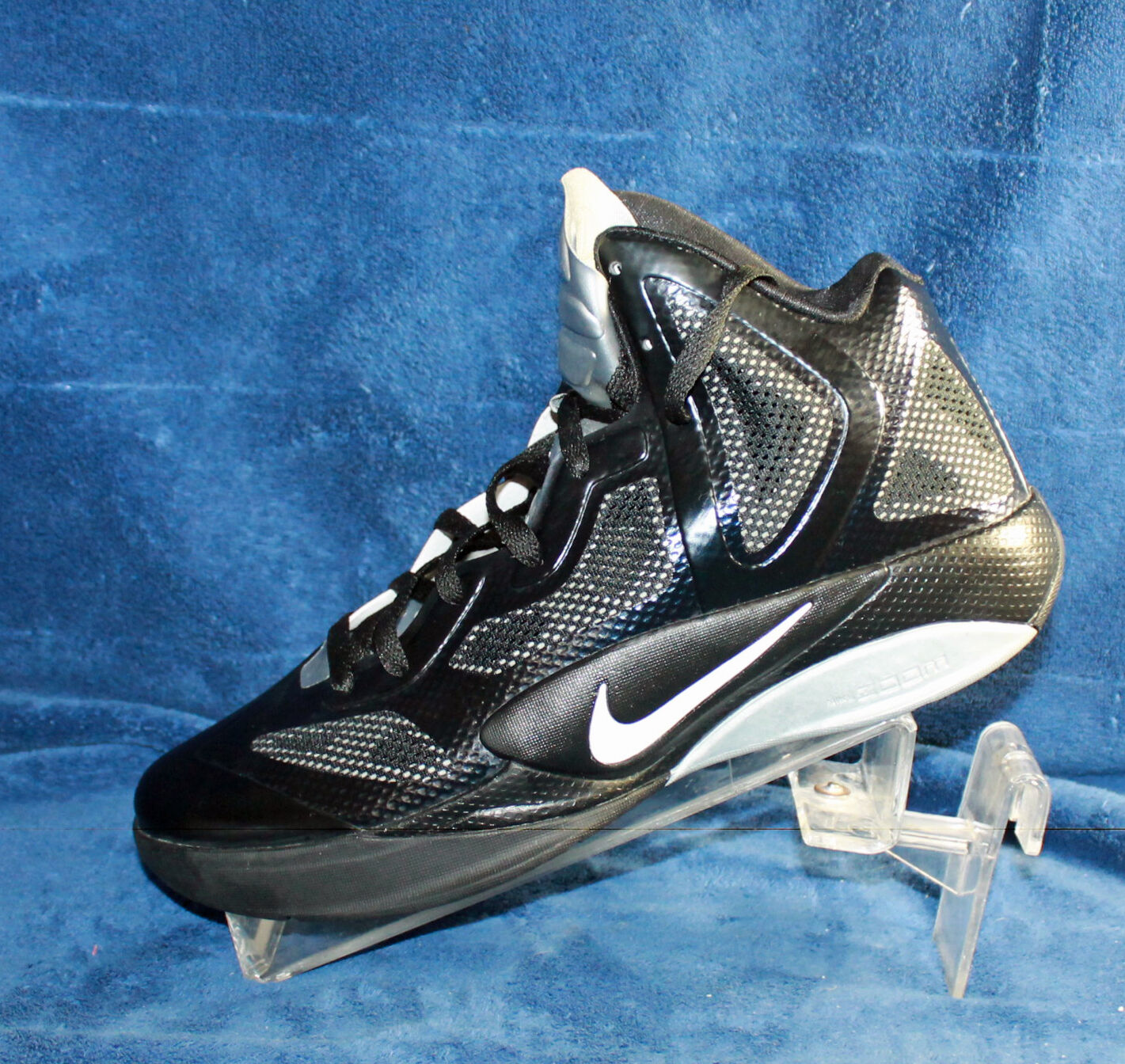 Mens Nike Zoom Hyperfuse 2011 Basketball Shoes - 454136-007