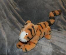 "GUND Classic Pooh TIGGER Stuffed Plush Animal Toy 10"" + 7"" tail"