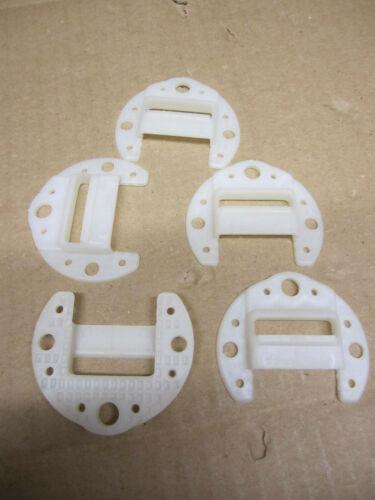 Deckenauslaß für Stegleitung 2-4 adrig 5x OBO