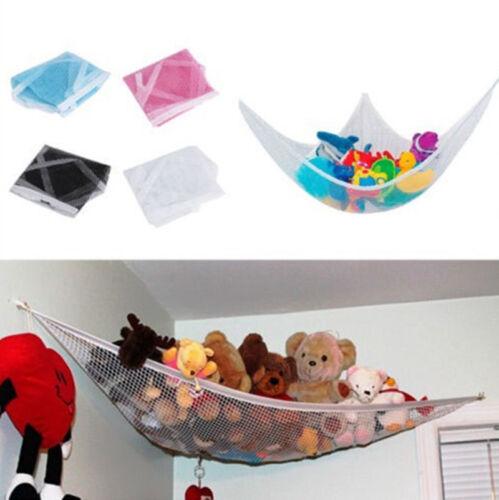 Kinder Spielzeug Hängematte Netz Veranstalter Kuscheltiere Lagerung Netz