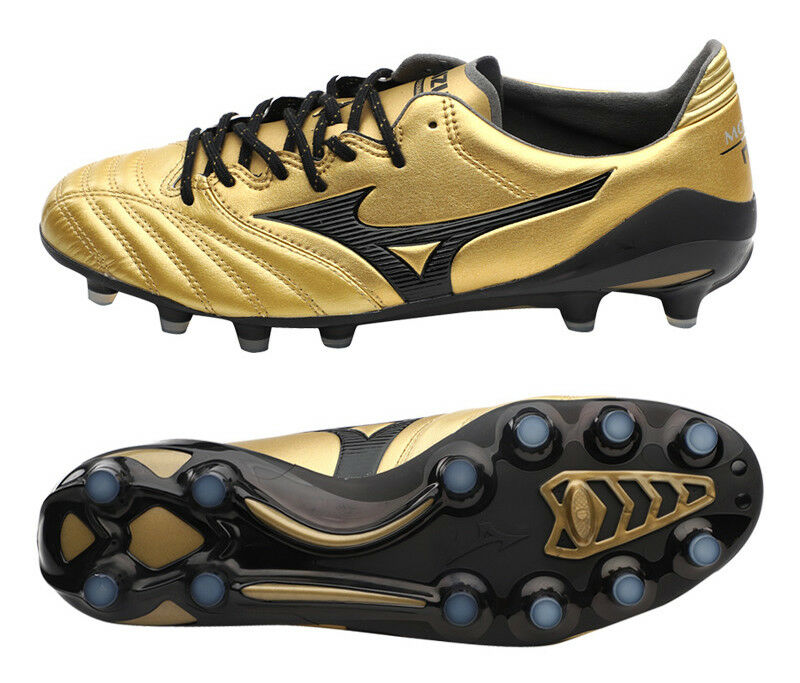 Mizuno Morelia Neo II MD (P1GA185350) Soccer Cleats Schuhes Football Stiefel