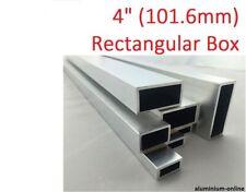 100mm 375mm. Aluminium U Channel 300mm 200mm C Section Grade 6082 T6