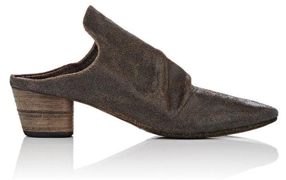 $990 PACO RABANNE Grommet-Embellished SIZE Leather Derby Loafers SIZE Grommet-Embellished 41 dbb795