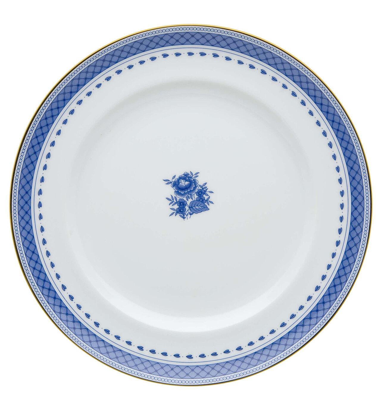 Vista Alegre cozinha Velha Dinner Plate-Lot de 8