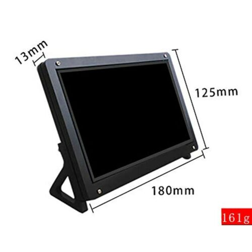 7 Zoll Display Monitor LCD Huelle UnterstüTzung Halter für Raspberry Pi 4W4 1X