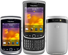 Unlocked BlackBerry Torch 9810 8GB 5MP 3.2 '' Wifi Silver Slider GSM Smartphone