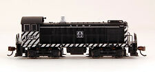Bachmann N Scale Train Diesel S4 DCC Equipped ATSF #1258 63154