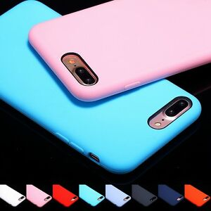 Deluxe-Shockproof-Rubber-Soft-TPU-Phone-Case-Cover-for-Apple-iPhone-7-6-6s-Plus
