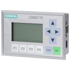 Siemens LOGO! 6ED1055-4MH00-0BA0 LOGO!  TD Text Display 6ED10554MH000BA0