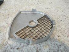Waring Fp2200 Commercial Food Processor 12 Dicing Disc Blade Slicer Caf24 Used