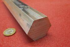 2024 Aluminum Hex Rod 150 1 12 Hex X 3 Ft Length
