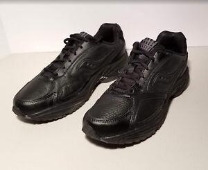 0c42412d59 Details about Men's Saucony Grid Omni Walking Shoe, Color is Black Size is  US 11 W