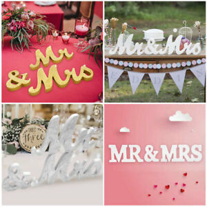 LARGE-Mr-and-Mrs-Letters-Sign-Wooden-Standing-Top-Table-Wedding-Decoration-Hot