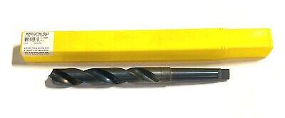 """HSS 1-3//32/"""" MT3 Taper Shank Drill"""