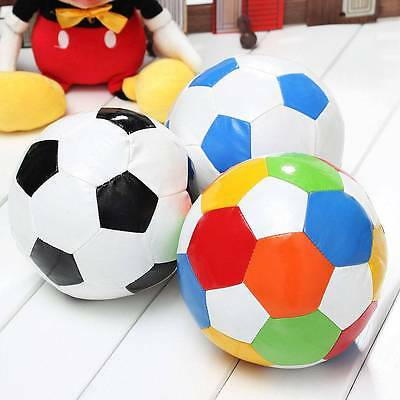 14cm Soft Foam Sponge Indoor Football Soccer Ball Kids Children Gift Toy Play