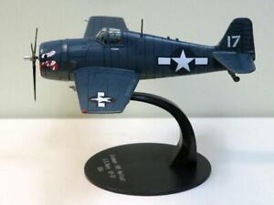 DeAgostini-WW2-Aircraft-Collection-Vol-65-Grumman-F6F-Hellcat-Tri-Color-1-72-F-S