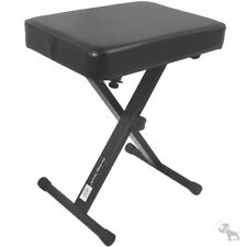 On-Stage KT7800 Deluxe X-style Padded Keyboard Bench