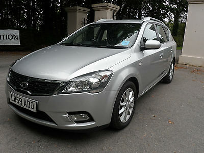 Kia ceed 1.6CRDi 2 Estate Silver NEW MODEL
