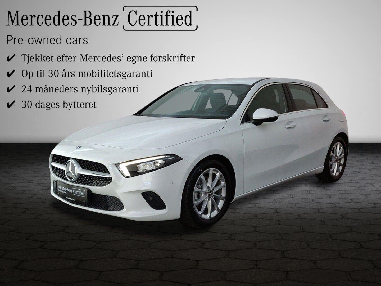 Mercedes A200 1,3  5d - 339.900 kr.
