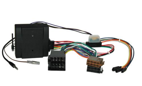 JVC CAN-BUS volant télécommande adaptateur pour ALFA BRERA MITO FIAT 500 PUNTO