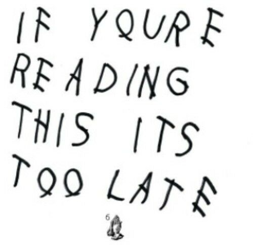 1 of 1 - Drake - If You're Reading This It's Too Late [New CD] Bonus Tracks, Clean