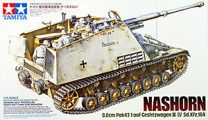 Tamiya-35335-German-Self-Propelled-Heavy-Anti-Tank-Gun-Nashorn-1-35-Scale-Kit