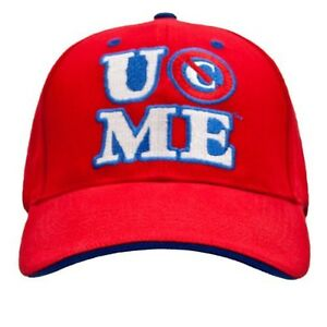 940e45202ba Image is loading WWE-JOHN-CENA-PERSEVERE-RED-BASEBALL-CAP-OFFICIAL-