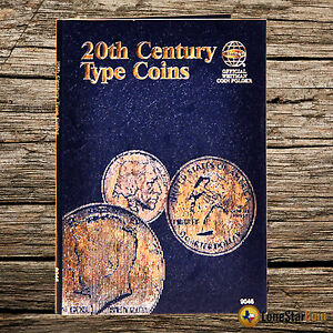 Details about 20th Century Type Coins Folder #9046