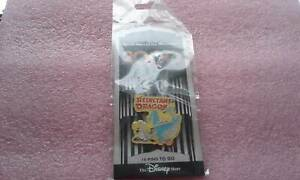 Disney-Pin-Countdown-to-the-Millennium-11-Reluctant-Dragon-Sir-Giles