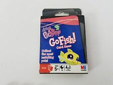 Littlest Pet Shop Go Fish Card Game Hasbro Playing Card