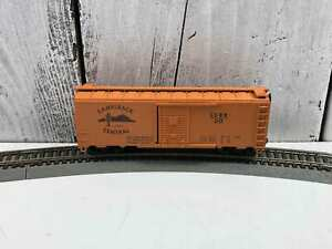 Athearn-CAMELBACK-CENTRAL-40-039-Boxcar-CCRR-30-Assembled-Kadees