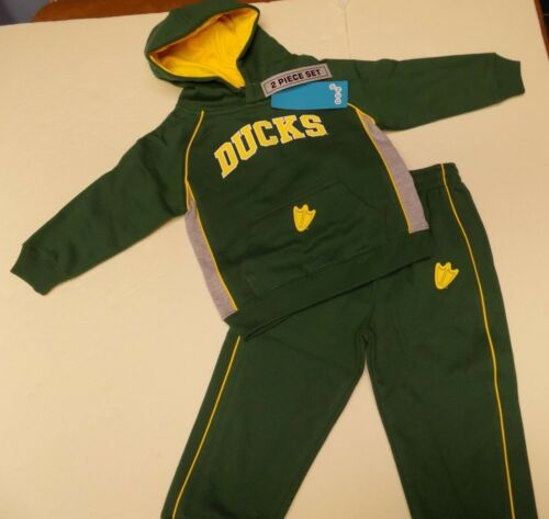 OREGON DUCKS 2 PC PLAY SET SZ 12 MONTHS NWT