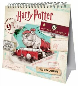Caballete-De-Mesa-De-Harry-Potter-2020-pagina-un-mes-calendario-Carpa