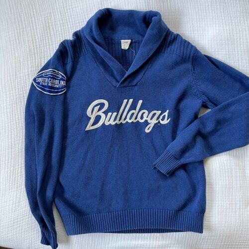 1896 Vintage Bulldogs Varsity Sweater  - image 1