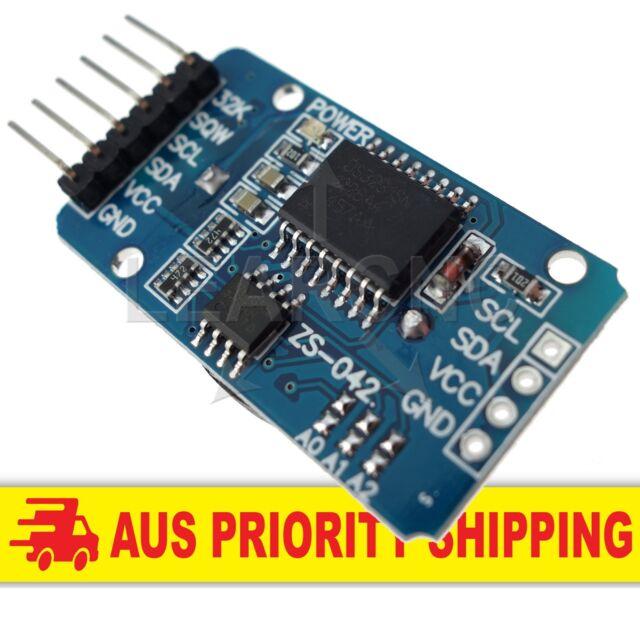 DS3231 AT24C32 IIC I2C Precision RTC Real Time Clock Arduino Raspberry Pi ESP826
