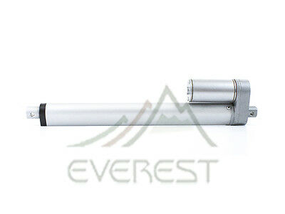 "8/"" Inch Fast Linear Actuator 30mm//s 50lbs Lift 12v LA-02-08"
