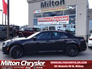 2019 Chrysler 300 300S|LEATHER|HEATED SEATS|8.4 RADIO