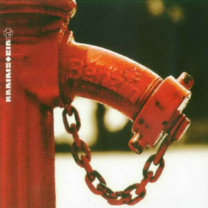 CD-MAXI-SINGLE-DIGIPACK-RAMMSTEIN-BENZIN-RARE-COLLECTOR-COMME-NEUF-2005